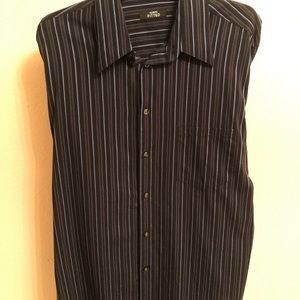 Men's Alfani dress/button down shirt